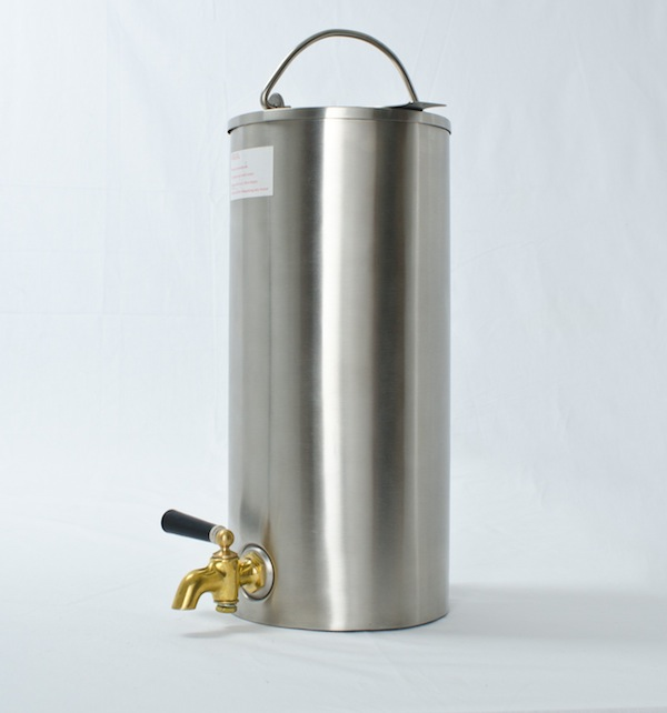 Frontier Water Heater & Bag